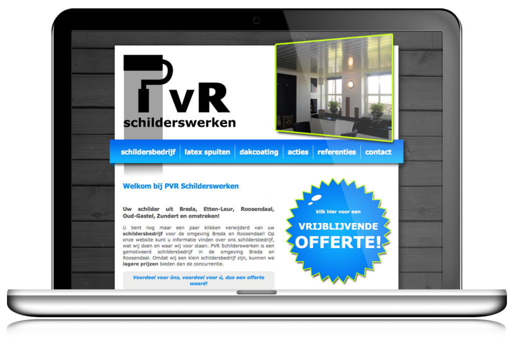 website-pvrschilderswerken